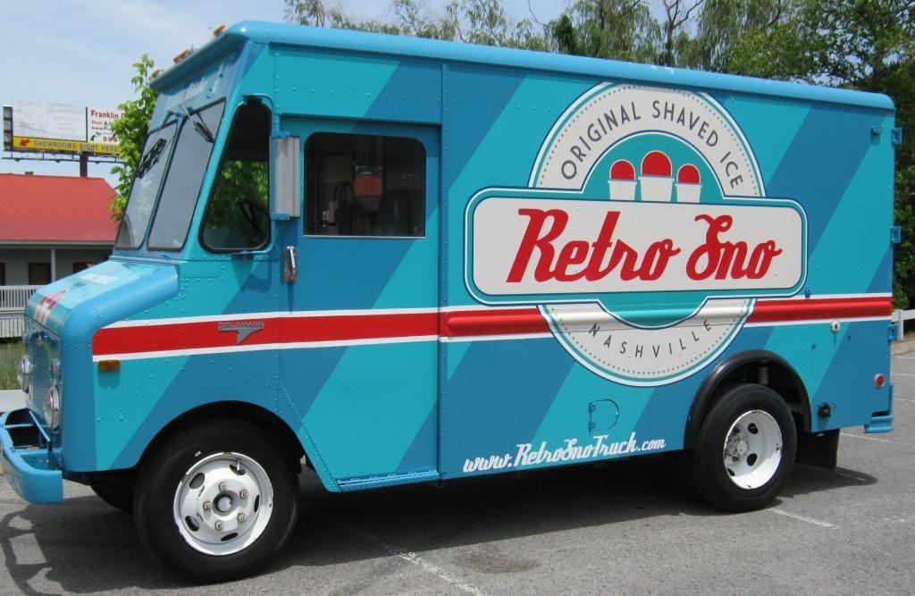 Truck Vinyl Wrap Perth Hotdog Foodtruck Concession Stand