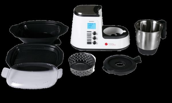 Robot de cocina lidl multicocci n silvercrest for Precio de robot de cocina