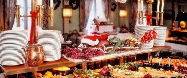 Navidad 2017   El Smorgasbord sueco de Navidad