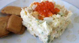 Ensaladilla de patata y bonito