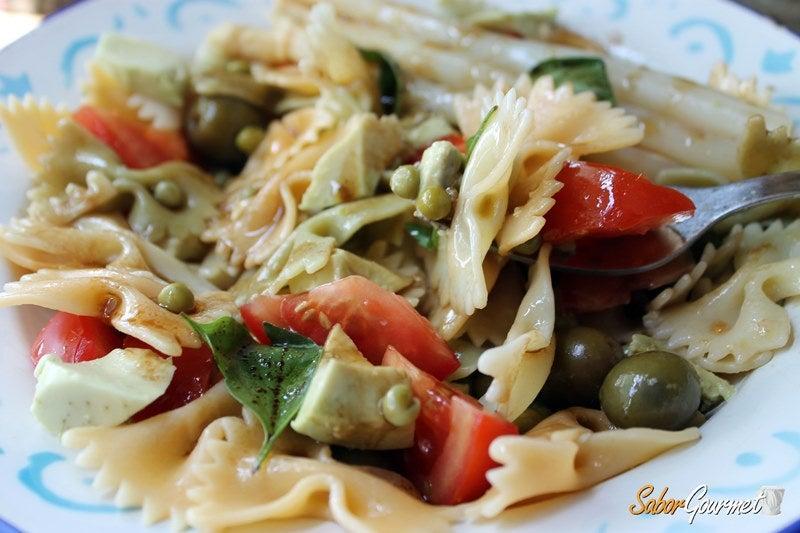 Recetas de cocina comida para el verano 2016 - Ensaladas gourmet faciles ...