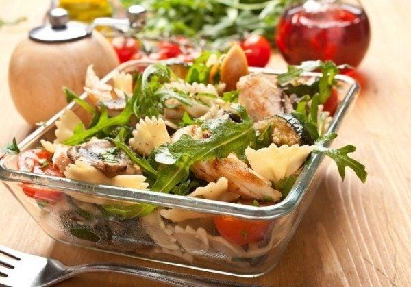 Recetas de ensaladas de verano originales f ciles y - Ensaladas gourmet faciles ...