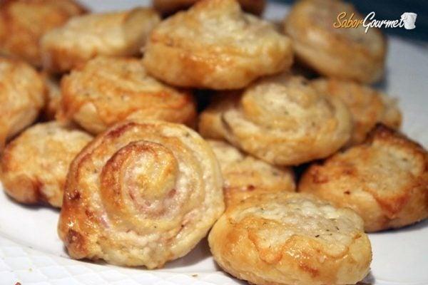 espirales-hojaldre-jamon-queso