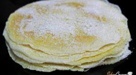 Gastronomía gallega: Filloas de carnaval