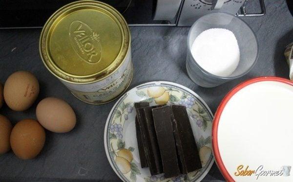 flan-chocolate-ingredientes
