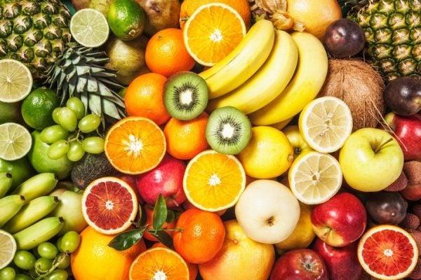 Frutas invierno