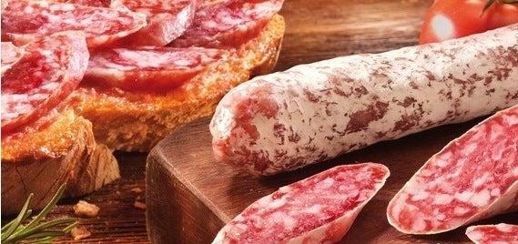 Snacks y canap s con fuet espetec recetas de cocina en - Fuet casa tarradellas ...