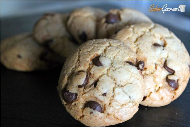 galletas chips ahoy caseras