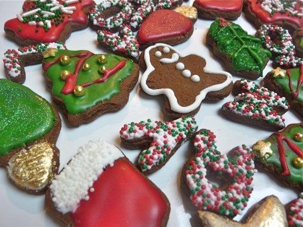 Recetas De Galletas De Navidad Fáciles Y Rápidas Saborgourmetcom