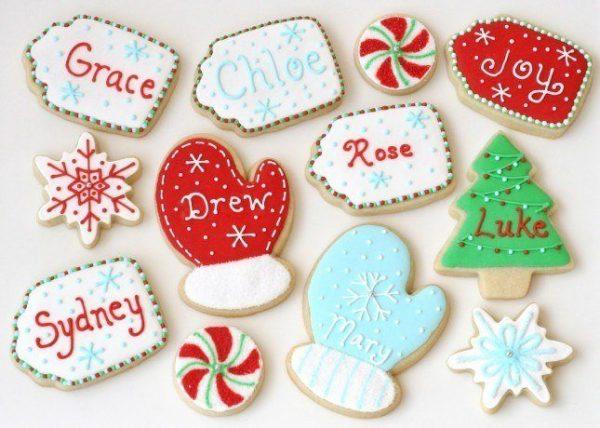 Recetas De Galletas De Navidad Fáciles Y Rápidas