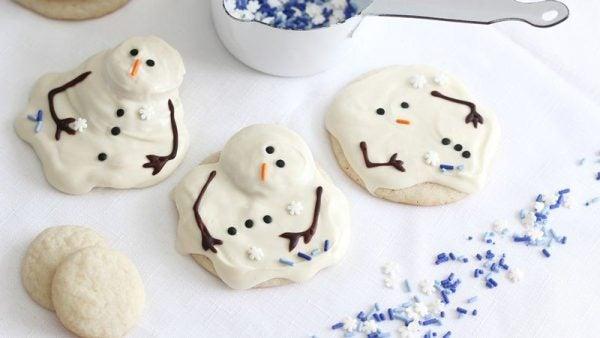 galletas-de-navidad-decoradas-munecos-de-nieve