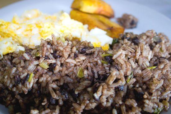 gallo-pinto-nicaraguense-ingredientes