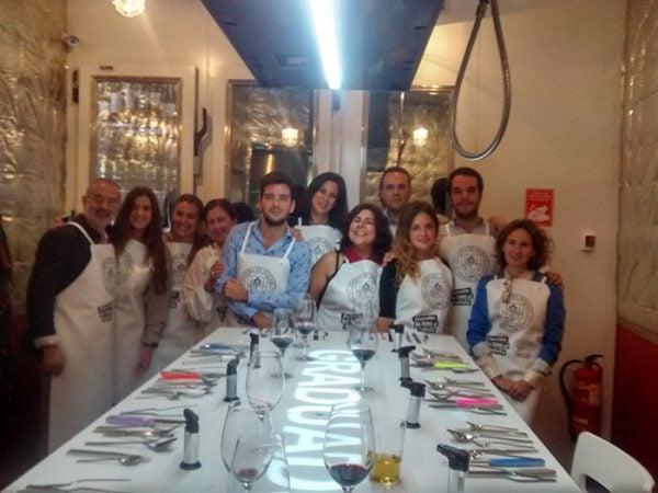 Graduación gastronómica Academia del Despiece