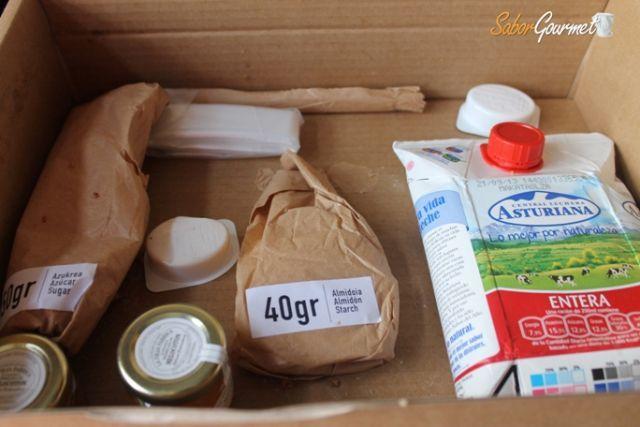 kit crema pastelera