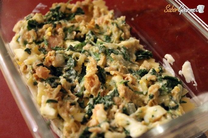 lasaña-espinacas-atun-huevo-duro