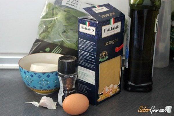 lasana-espinacas-ricotta-ingredientes