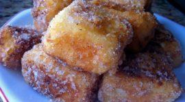 Leche frita | Receta de carnaval