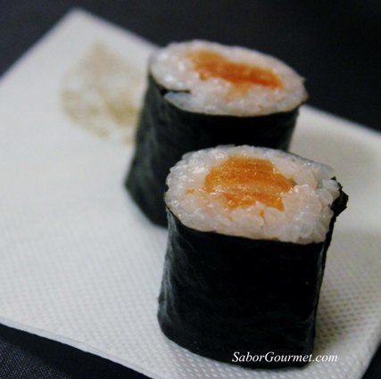 maki de salmón rutaskrei2013 paco roncero