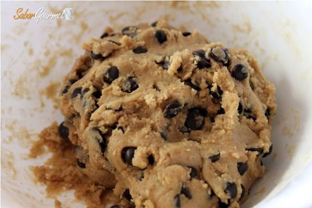 masa galletas cookies