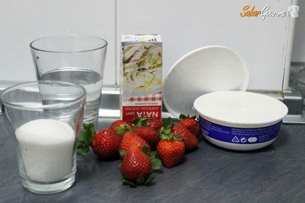 mascarpone-fresas-ingredientes