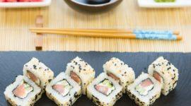 Las mejores recetas de sushi y cómo prepararlas paso a paso