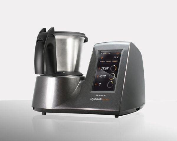 Este Robot De Cocina, Al Igual Que El Anterior, Tiene La Función De  Cocción, Por Lo Que Puede Preparar Comidas. Una De Las Funciones Que  Destacan De My Cook ...