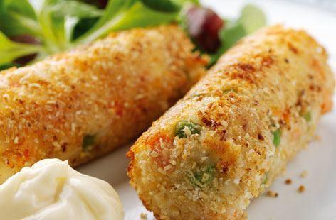 mesa-de-navidad-para-vegetarianos-croquetas-rellenas