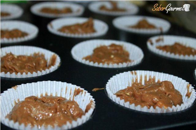 muffins horno