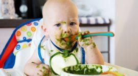 10 consejos de alimentación sana para niños