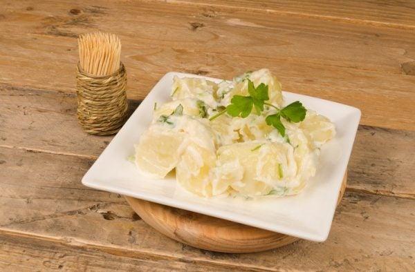 Para que se utiliza la salsa alioli tapa de patatas con alioli