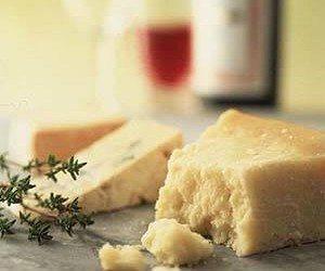 El queso parmesano, sabor y olor