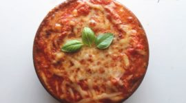 Parmigiana de calabacín – Receta de calabacín a la parmesana