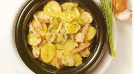 Recetas de patatas. 10 preparaciones bien variadas