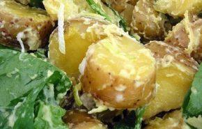 Ensaladas de patatas