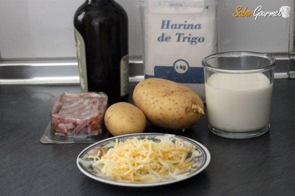 patatas-bechamel-ingredientes