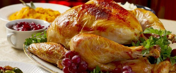 Pavo de Acción de Gracias – Recetas fáciles para Thanksgiving Day 2016