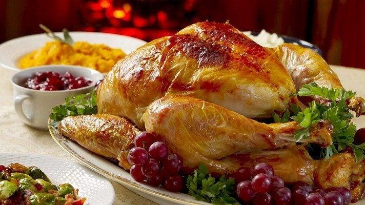 Recetas para preparar pavo thanksgiving