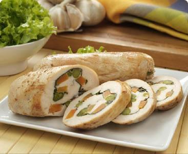 C mo hacer matambre de pollo - Ensaladas con pocas calorias ...