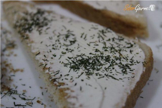 queso crema eneldo