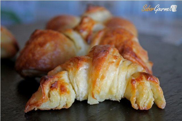 receta croissants