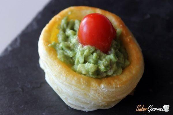 Recetas De Canapes Faciles Y Originales Saborgourmetcom - Canapes-frios-recetas