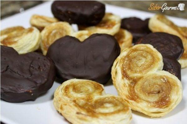 recetas-de-hojaldre-faciles-palmeritas-de-chocolate