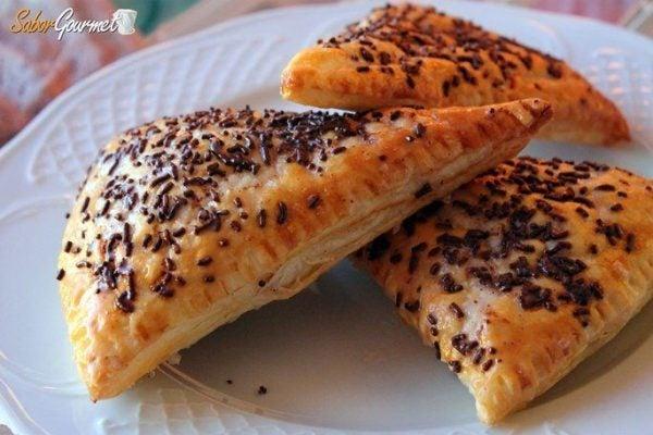 recetas-de-hojaldre-faciles-triangulos-hojaldre-nutella