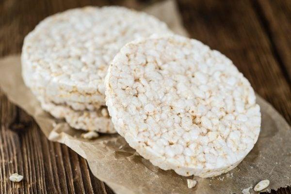 Recetas de tortitas de arroz