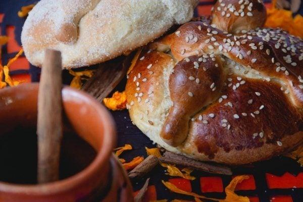 Recetas para el dia de todos los santos pan de muerto