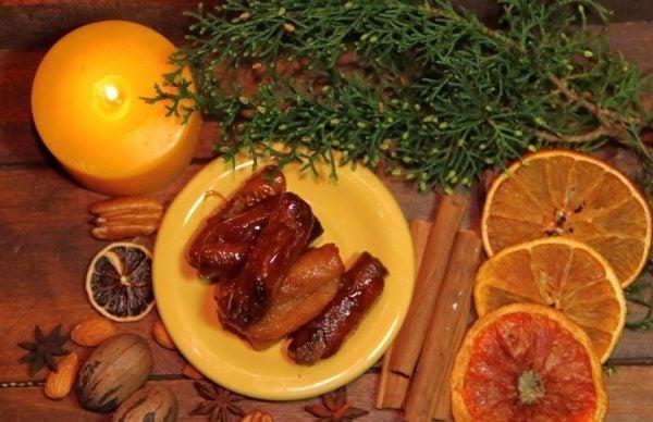 Recetas para el dia de todos los santos pestinos de miel