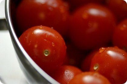 recetas tomate