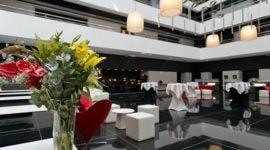 Masterclass en el Restaurante Hilton Airport Madrid