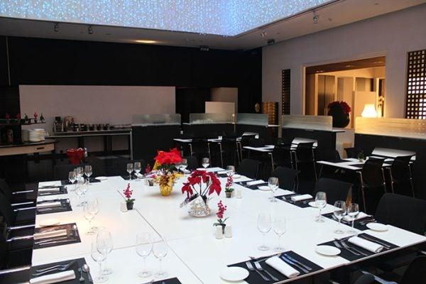 restaurante-hilton-madrid-mesa-comida