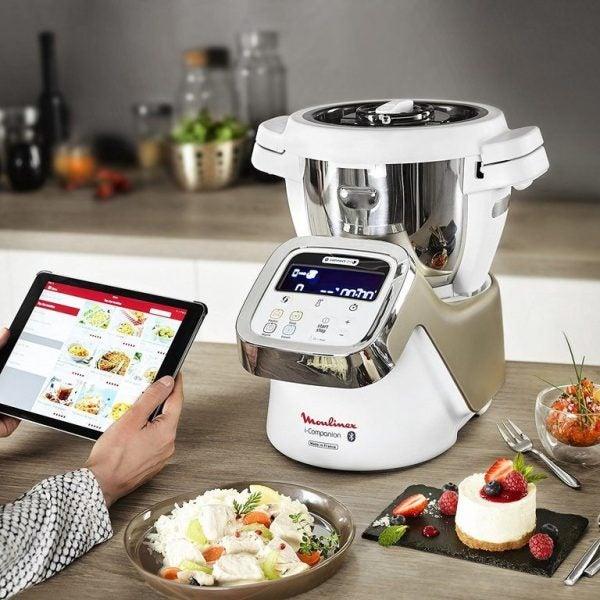 Robots De Cocina Moulinex Saborgourmet Com